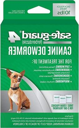 Excel 8in1 Safe-Guard Canine Dewormer for Small Dogs, 3 Day