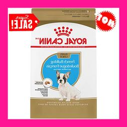 3 lb Bag Royal Canin French Bulldog Puppy Breed Specific Dry