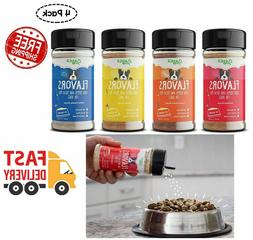 4P Basics Flavors Food Topper & Gravy for Dogs Natural, Huma