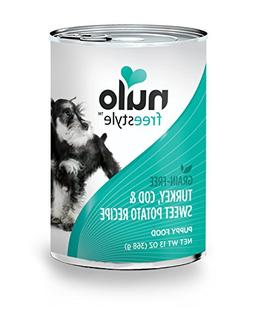 Nulo Puppy Grain Free Canned Wet Dog Food