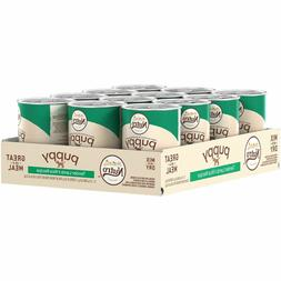 6 cases 12 Nutro Wholesome Essentials Large Breed Puppy Tend