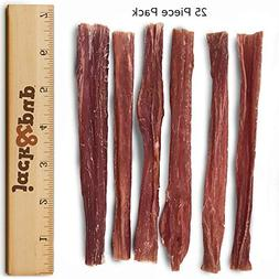 "Jack&Pup Premium Grade 6"" Baby Bully Sticks All Natural Beef"
