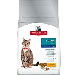 Hill's Science Diet Adult 7+ Indoor Dry Cat Food 15.5 lb bag