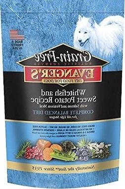 Evangers Whitefish And Sweet Potato Formula Dry Food For Dog