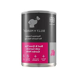 Billy + Margot 60% Beef Complete Wet Food for Dogs 395g