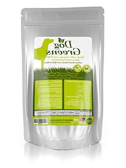 Dog Greens- Organic Wild Harvested Vitamin Mineral Supplemen