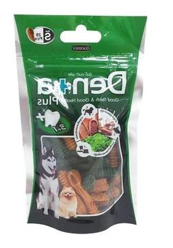 Goodie , snacks floss for dog Size S  / 28 pcs