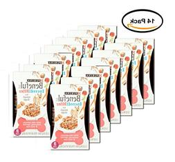 PACK OF 14 - Purina Beneful IncrediBites with Real Salmon, T