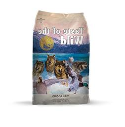 Taste of the Wild Wetlands Canine Formula with Roasted Wild