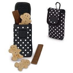 USA Gear Dog Treat Carrying Pouch & Puppy Training Snack Bag