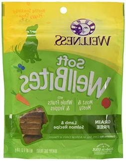 Wellness Pet - Grain-Free Soft Wellbites Natural Dog Treats