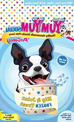 YumYum Social 859989002761 Frozen Yogurt Dog Treats Healthy