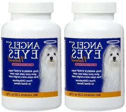 Angels Eyes Natural Dog Tear Stain Remover, Chicken Flavor,