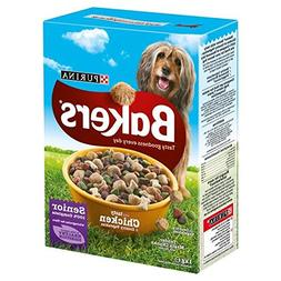 Bakers Senior Dog Chicken & Veg Dry Food 1kg