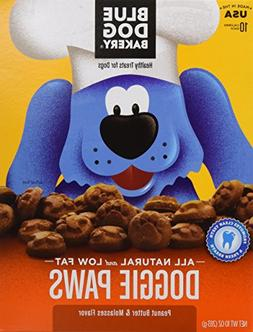 Blue Dog Bakery All Natural and Low Fat Peanut Butter and Mo