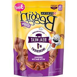 Purina Beggin' Strips Bacon Flavor Dog Treats - 48 oz. Pouch