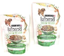 Purina Beneful Healthy Weight with Real Chicken Food for Dog