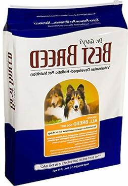 Best Breed All Breed Dog Diet Made in USA [Natural Dry Dog F