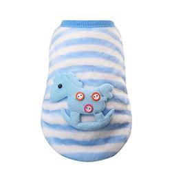 WEUIE Big Promotion! Puppy Clothes Cute Dog Cat Puppy Clothi