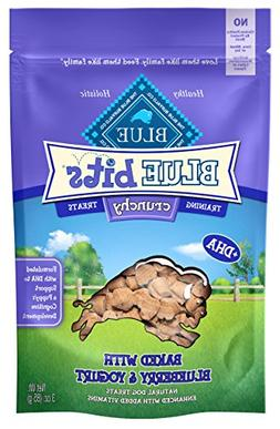 Blue Bits Blueberry and Yogurt Natural Crunchy Training Dog