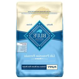 BLUE Life Protection Formula Puppy Food - Chicken & Brown Ri