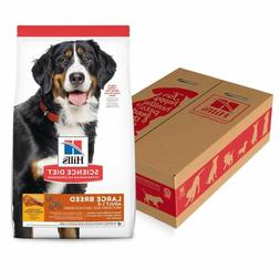 Hill'S Science Diet Adult Large Breed Dog Food, Chicken & Ba