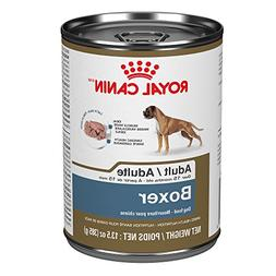Royal Canin Breed Health Nutrition Boxer Loaf In Sauce Dog F