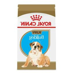 Royal Canin Breed Health Nutrition Bulldog Puppy Dry Dog Foo