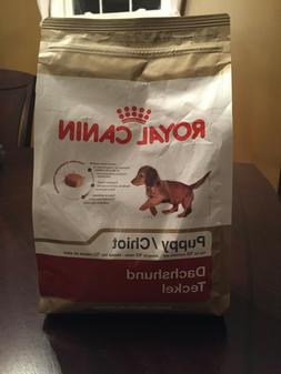 Royal Canin Breed Health Nutrition Dachshund Puppy Dry Dog F