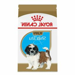 Royal Canin Breed Health Nutrition Shih Tzu Puppy Dry Dog Fo