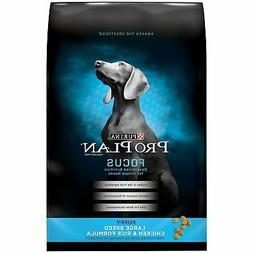 Pro Plan Large Breed Puppy Chicken & Rice Formula Dog Food
