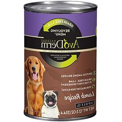 AvoDerm Breeder's Choice Revolution Lamb Canned Food , 12.5
