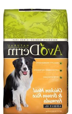 Breeders Choice Pet Foods 528023 AvoDerm Natural Chicken-Ric