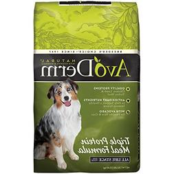 Breeders Choice Pet Foods 528052 AvoDerm Natural Trpl Ml Pro