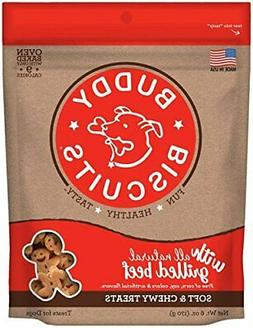 Buddy Biscuit Soft & Chewy in 6 OZ