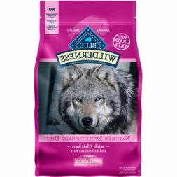 Blue Buffalo Wilderness High Protein Grain Free, Natural Adu