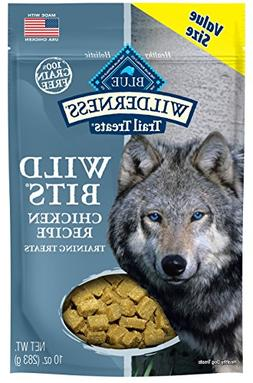 Blue Buffalo Wilderness Trail Treats Chicken Wild Bits Grain