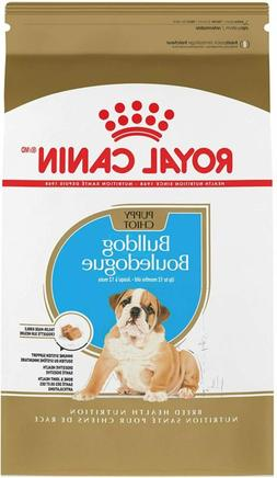 Royal Canin Bulldog Puppy Dry Dog Food 30-lb bag