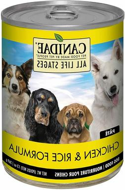 Canidae Life Stages Canned Dog Food For Puppies, Adults & Se