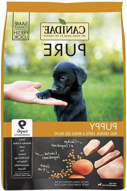 CANIDAE PURE Puppy Recipe, Limited Ingredient, Grain Free Pr