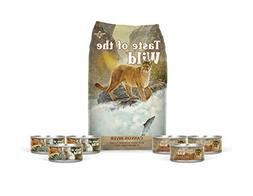 Taste of the Wild Cat-Food Canyon River Feline Grain Free 15