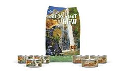 Taste of the Wild Cat-Food Rocky Mountain Grain Free 15 lb D