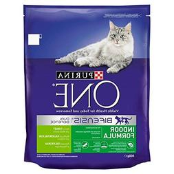 Purina ONE Adult Cat Indoor Turkey 800g