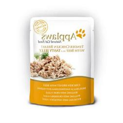 Applaws Chicken With Beef In Jelly Cat Pouch  70G