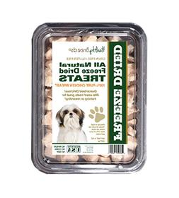 Healthy Breeds Chicken Freeze Dried Treats for Small Dogs fo