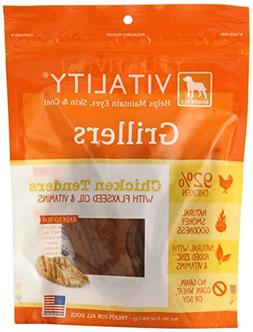 Vitality Chicken Grillers Dogswell Dog Treat, 5-Ounce