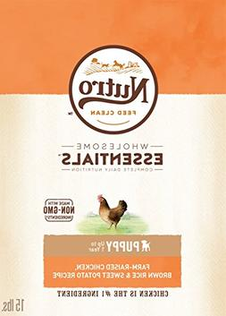 Nutro® Chicken, Brown Rice and Oatmeal Puppy Food size: