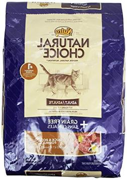 Natural Choice Grain Free Adult Cat Limited Ingredient Duck