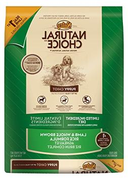 Nutro NATURAL CHOICE Limited Ingredient Diet Puppy Lamb and
