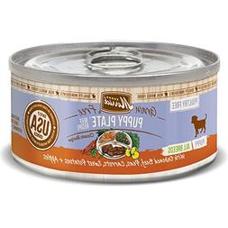 Merrick Classic Grain Free Puppy Plate Beef Small Breed Wet
